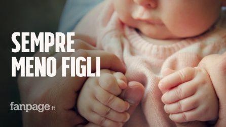 Sempre meno figli nati in Italia: si diventa madri a 32 anni. Ecco quali sono i nomi più diffusi