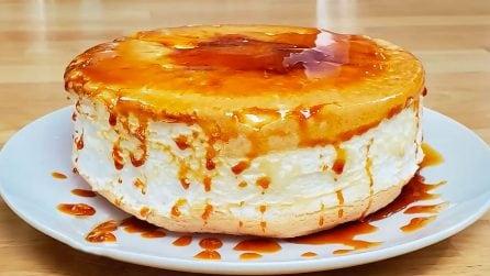 Torta con 2 ingredienti: una ricetta veloce e gustosa