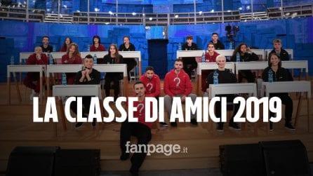 Amici, si è formata la classe: ecco chi sono i 10 cantanti e i 5 ballerini ammessi nella scuola