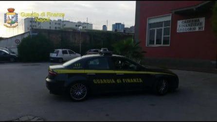 Primo sequestro di botti illegali di Capodanno a Napoli: 140 chili di fuochi sequestrati