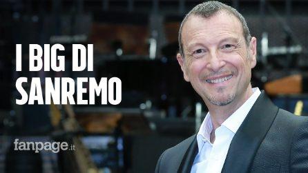 Sanremo 2020, quando saranno annunciati i nomi dei Big al Festival