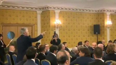 """Ancelotti attacca Rizzoli: """"Chi decide chi arbitra, voi o il Var?"""""""