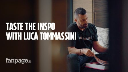 Taste The Inspo with Luca Tommassini