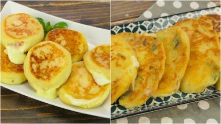 3 ricette facili e sfiziosi che si preparano in meno di 30 minuti in padella!