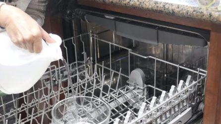Come pulire e disinfettare la lavastoviglie in maniera naturale