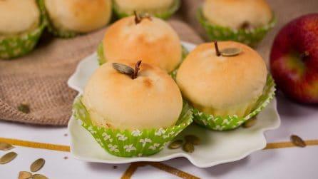 Soft apple bread: a unique idea to surprise your guests!
