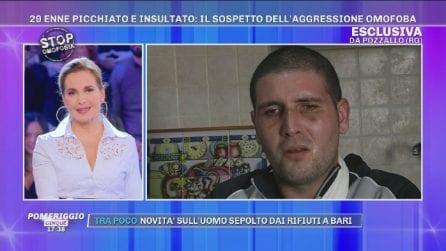"""Barbara D'Urso chiede scusa a Vladimir Luxuria: """"Ti abbraccio"""""""