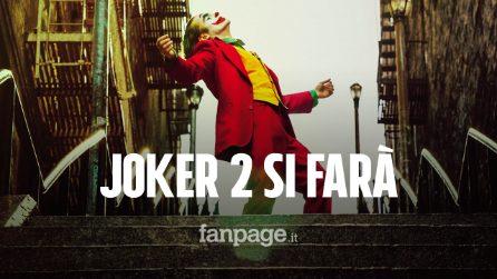 """""""Joker 2 si farà"""": la notizia del sequel con Joaquin Phoenix si fa concreta"""