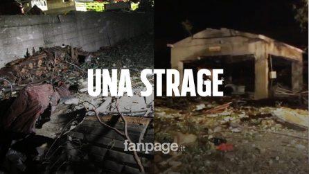 Esplosione a Barcellona Pozzo di Gotto, si indaga per strage: chi sono le 5 vittime