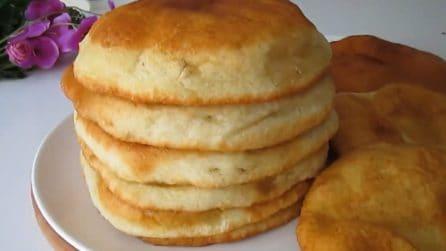 Frittelle di pane salate: la ricetta semplice per accompagnare molti piatti