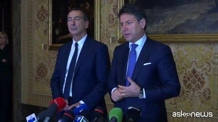 """Conte: """"Pronti a negoziare se Mittal ritira atto dismissione"""""""