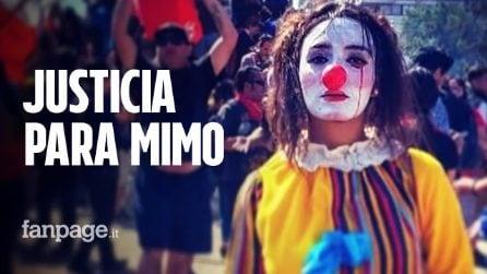 """La morte di Daniela Carrasco, """"La Mimo"""" cilena: """"Violentata, torturata ed esposta impiccata"""""""