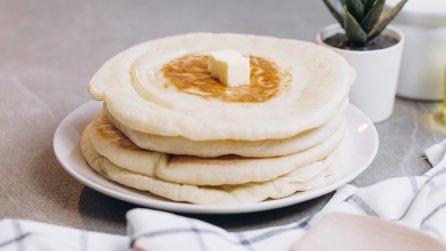 Pane in padella: perfetto come alternativa al solito pane!