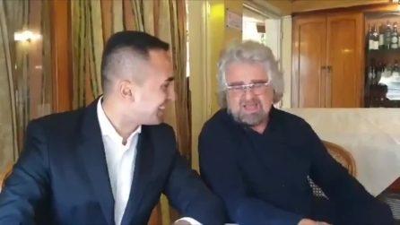 """Grillo blinda Di Maio: """"Capo politico è lui, non rompete i c..."""""""