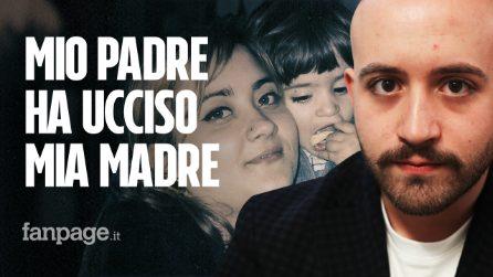 """Violenza sulle donne, Alfredo: """"Mio padre ha sparato a mia madre in chiesa"""""""