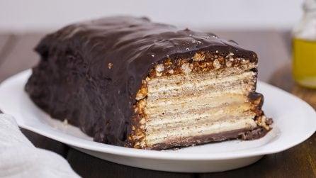 Torta Lion gigante: come preparare la vostra barretta preferita in versione XXL!