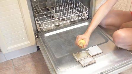 Come disinfettare la lavastoviglie in maniera ecologica e veloce