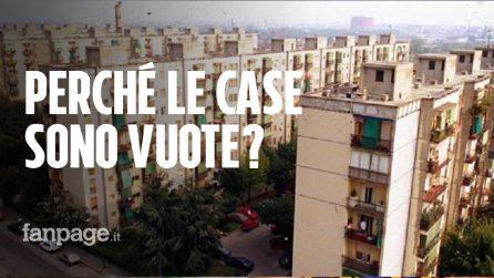 """Le case popolari di Napoli restano vuote: """"Il Comune non fa il bando per riassegnarle"""""""