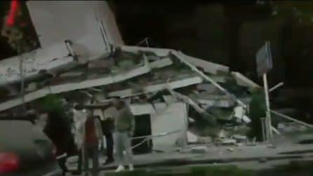 Forte scossa di terremoto in Albania, magnitudo 6.5: le prime immagini