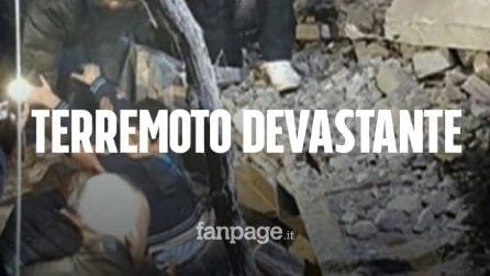 Terremoto in Albania: scossa di 6.5 vicino Durazzo, avvertito distintamente anche in Italia