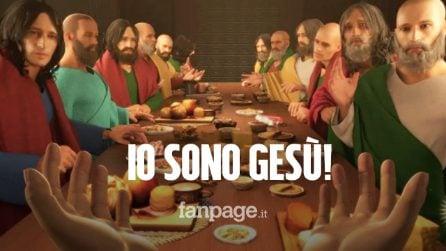 I Am Jesus Christ: il nuovo simulatore della vita di Gesù tra miracoli, crocifissione e resurrezione