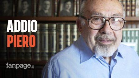 "Morte Piero Terracina, la senatrice Liliana Segre: ""Ora mi sento ancora più sola"""