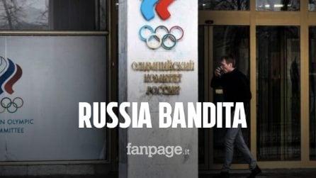 Doping, Russia bandita per 4 anni da Olimpiadi, Mondiali e tutti gli eventi sportivi