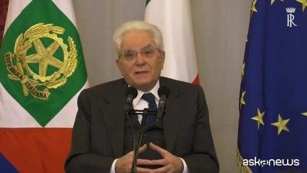"""Mattarella: """"Evasione fiscale è indecente, problema culturale"""""""