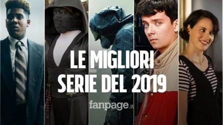 """Da """"Chernobyl"""" a """"Watchmen"""", ecco quali sono state le 5 migliori serie tv del 2019"""