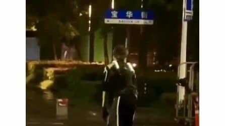 Morte Godfrey Gao, il video del malore di un altro concorrente