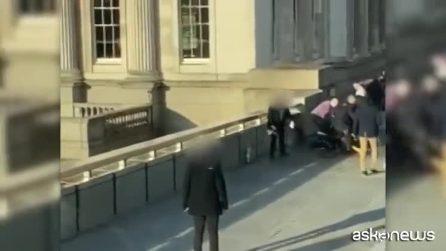 Torna l'incubo terrorismo a Londra, spari sul London Bridge