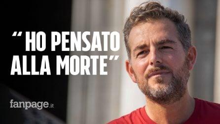 """Daniele Bossari a Verissimo racconta la sua depressione: """"Bevevo tantissimo, ho pensato alla morte"""""""