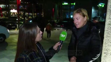 """""""Felici che siano stati solo 50 morti"""", la sindaca di Durazzo si dimette per la gaffe dopo il terremoto"""