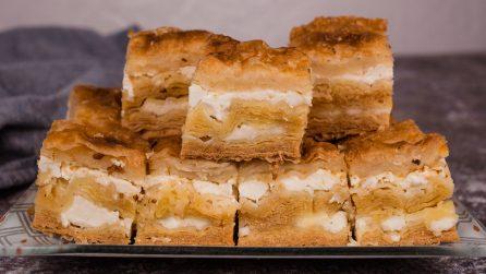 Baklava con ricotta: il dolce turco a cui non saprete resistere!