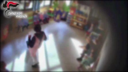 Maestre arrestate a Piacenza: schiaffi e botte ai bambini dell'asilo