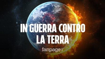 COP25, a Madrid la conferenza sul clima: l'essere umano è in guerra contro la Terra