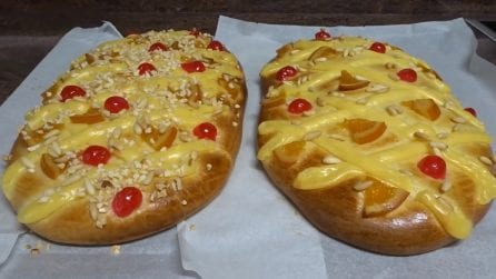 Focaccia dolce con crema pasticcera: il dessert catalano che conquisterà tutti
