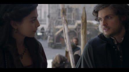 I Medici 3, il colloquio tra Lucrezia Donati e Lorenzo