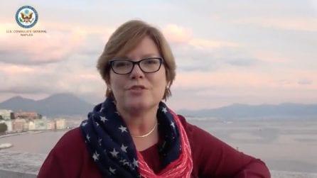Come diventare una napoletana DOC: il video della console americana