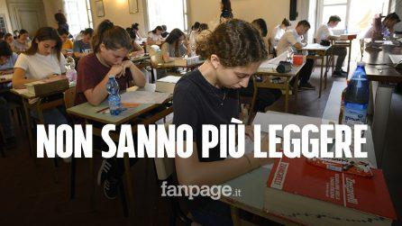 Gli studenti italiani non sanno più leggere: cresce il divario Nord-Sud e tra maschi e femmine