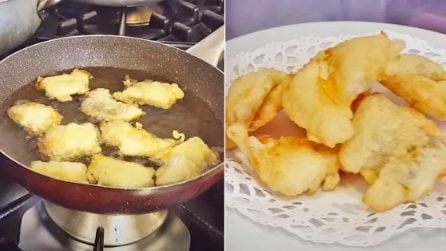 Baccalà in pastella: la ricetta per averlo croccante e gustoso