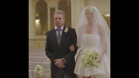 Il matrimonio di Alessia Marcuzzi e Paolo Calabresi Marconi