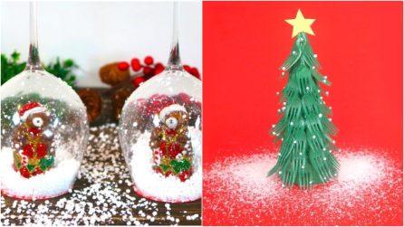 4 decorazioni originali di Natale per abbellire la vostra casa!