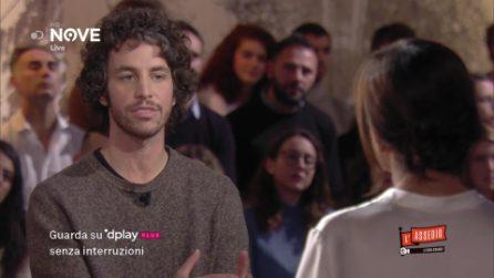 """Il leader delle sardine: """"A Me Renzi piaceva, poi mi è cascato"""""""