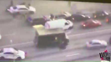 Miami, rapina e sparatoria nel traffico: morte 4 persone, tra cui 2 passanti