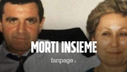 La triste storia di Marcello e Giovanna, morti a pochi minuti di distanza dopo una vita insieme