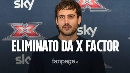 X Factor 13 semifinale, eliminato Eugenio Campagna: chi sono i finalisti