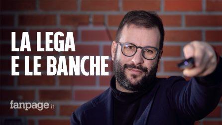 Caro Salvini, è la Lega il partito delle banche