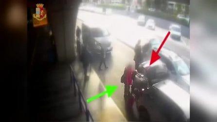 Roma, chiede al tassista di applicare il tassametro da Fiumicino alla città: colpito con un pugno