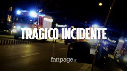 Siracusa, drammatico incidente nella notte a Ortigia: due giovanissimi hanno perso la vita